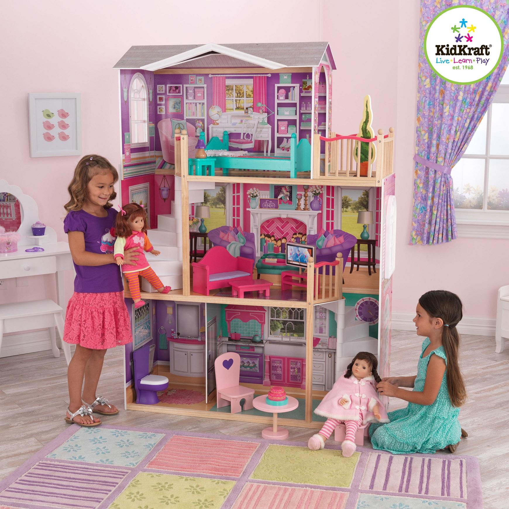 Elegant dollhouse