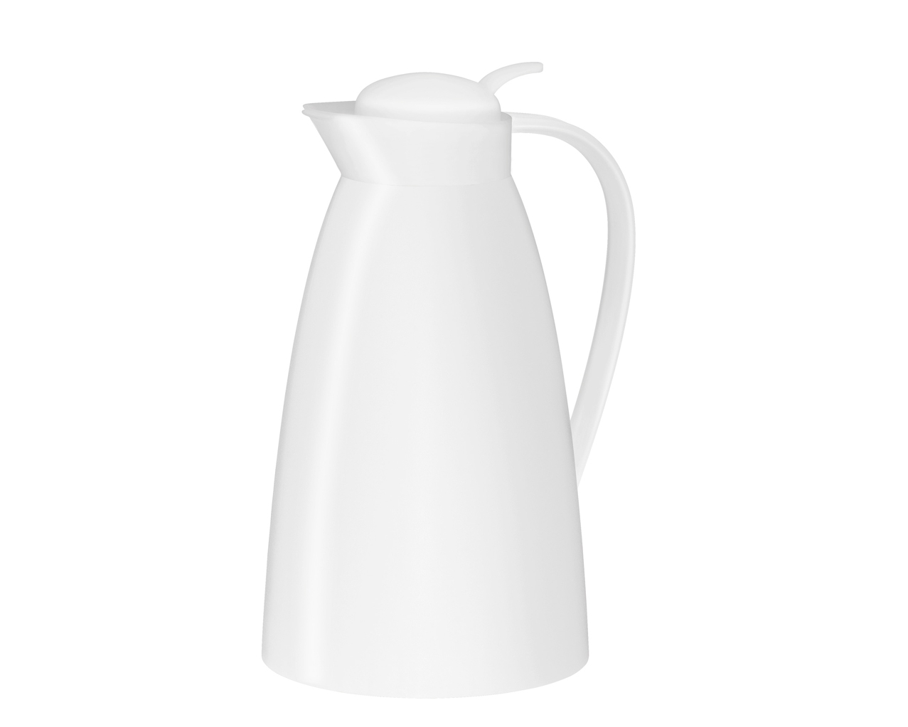 Eco termoskanna vit, 1 liter