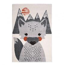 Mr Fox Gulvtæppe 100x150 cm