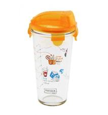 Shaker 450 ml Oransje