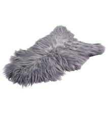 Geir Islandsk Pels ca 60x100 cm - Grey
