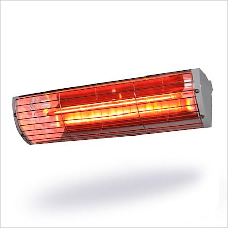 Heatlight Quartzvärmare VLRW15 aluminium