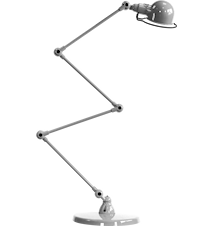 Signal SI433 Gulvlampe 4x30 cm m. ledning + afbryder