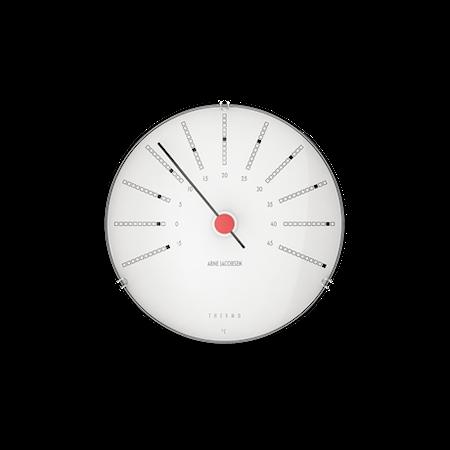 Arne Jacobsen Bankers Termometer Ø12 cm
