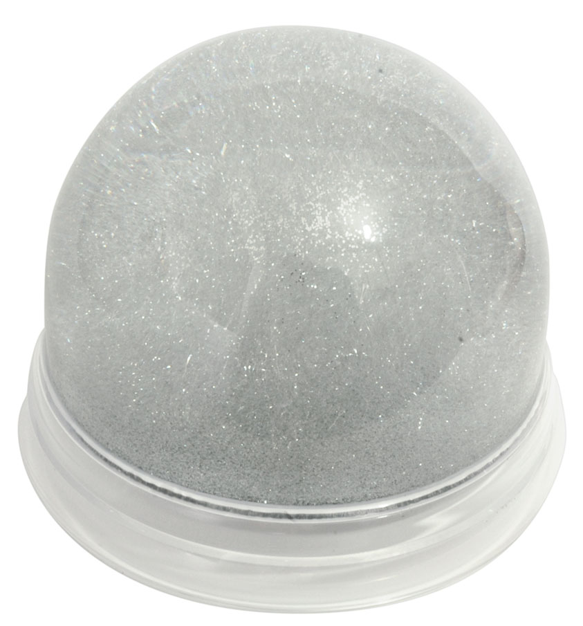 Giant snowball - Silver