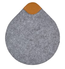 Pannunalunen kahvalla Harmaa 19,6x17 cm
