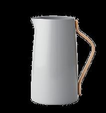 Emma tarjoilukannu, 2 liter - Harmaa