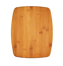 Skärbräda Vändbar Bambu/Kork 35x28 cm
