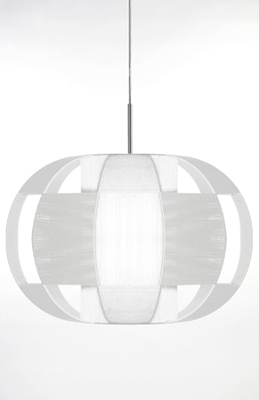 Bild av Globen Lighting Pendel Linda XL Vit