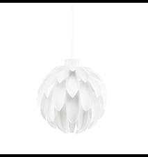 Norm 12 Lampe Hvid L