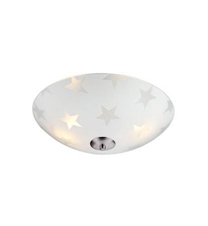 Bild av Markslöjd Star LED Plafond Frostad 35 cm