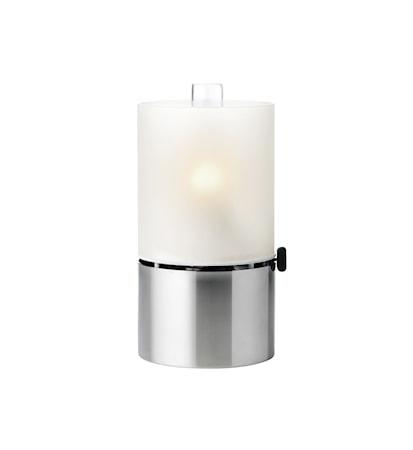 Stelton Oljelampa, frostat lampglas
