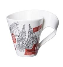 Cities of the World Mug Mugg 0,35l-Koeln