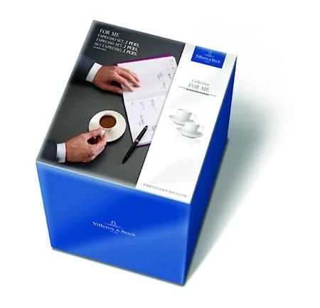 Villeroy & Boch For Me Espresso Setti 2 pers.