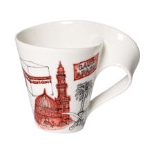 Cities of the World Mug Mugg 0,35l-Saudi Arabien