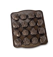 Kakeform Løv