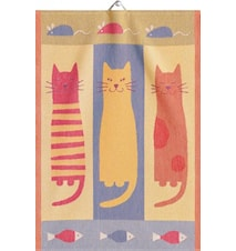CATS Handduk  48X70 CM