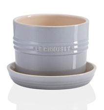 Örtkruka 13 cm - Mist Gray