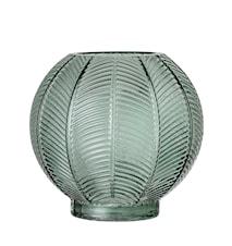 Vas Green Glass Ø14x15 cm