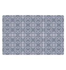 Tablett Blå 44x28,5 cm