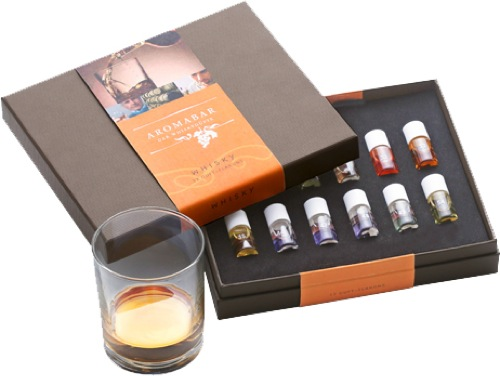 Aromabar whisky- Whiskeydoftskit