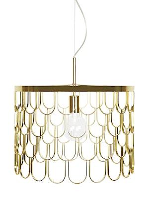 Bild av Globen Lighting Pendel Gatsby Mässing