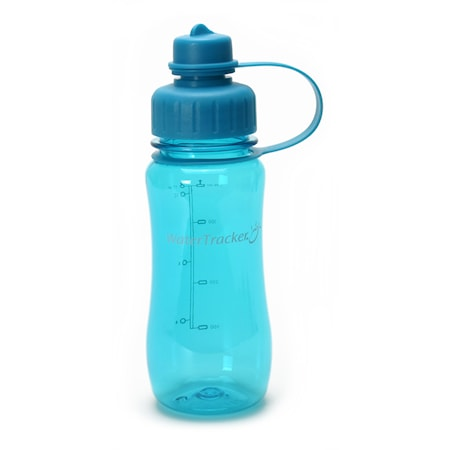 Brix Water Tracker 0,5L, aqua