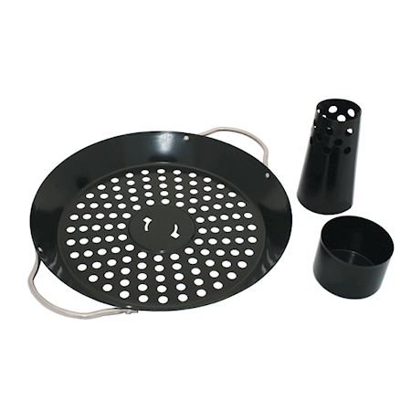 Napoleon Kycklinghållare med wok