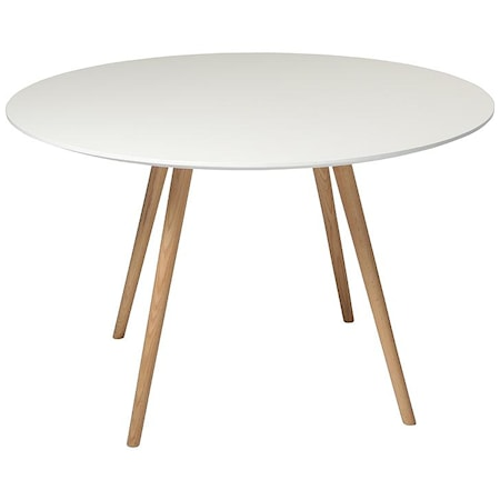 Bild av Dan Form Denmark Orso matbord med ekben