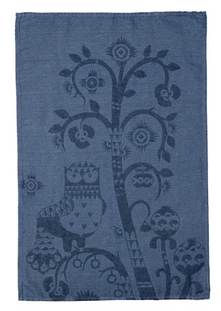 Iittala Taika Kökshandduk 43x67 cm Blå