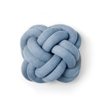 Knot Kudde Blå