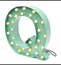 Cirkuslampan stor - Q