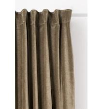 Gardin med veckband Indra 140x290 cm