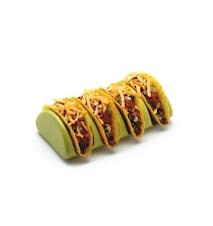 Tacohållare