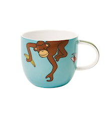 Funny Zoo Children Mugg w.1handle sm