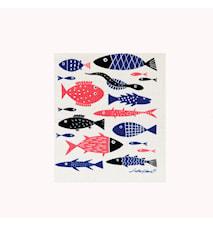 Fish disktrasa