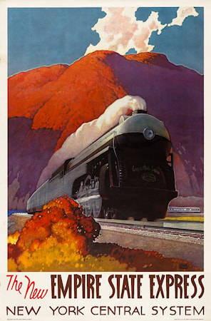 Empire State Express poster
