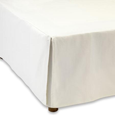 Mille Notti Napoli sängkappa off-white - 105x220x52