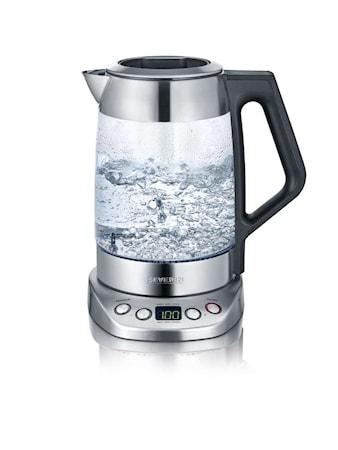 Kända Köp Te-/Vattenkokare Glas Deluxe med Temperaturval 3000W online på TJ-35