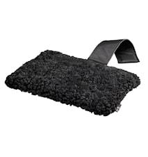 Nakkepude til Lamino 31x20 cm - Black