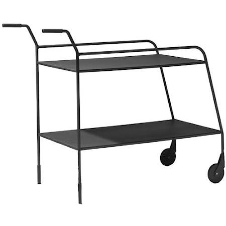 SMD Design - Rullvagn - Karla - Grå