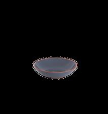 Djup tallrik d18,5 cm, grå