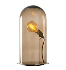 Speak up dome medium brass bordslampa