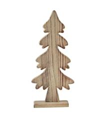 Figur Trä/Natur 25 cm