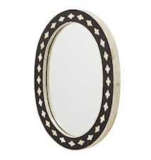 Bone mirror - oval