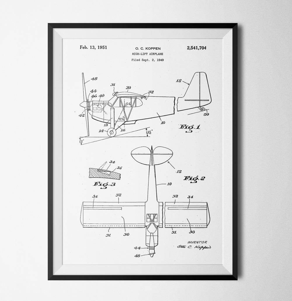 50 Patent 2 poster - 40x60