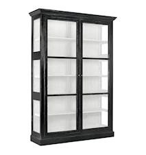 Classic cabinet vitrinskåp - Dubbel