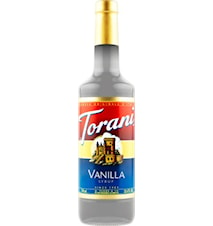 Vanilla syrup 375ml