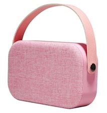 Bluetooth-Kaiutin Vaaleanpunainen