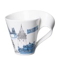 Cities of the World Mug Mugg 0,35l-Istanbul